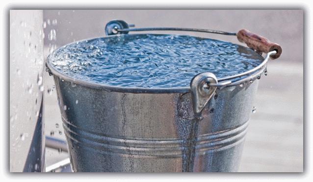 заговор на воде