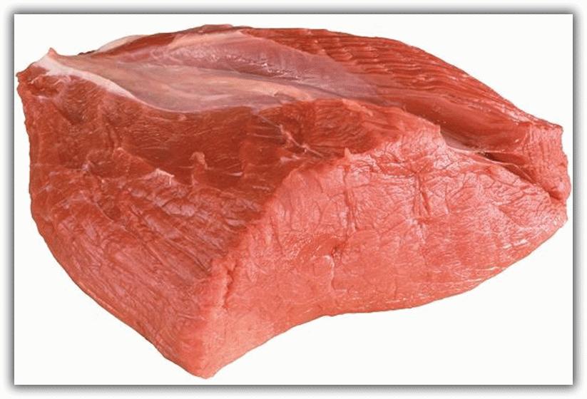 приворот на кусок мяса