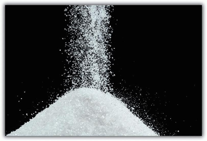 рассорка на соли