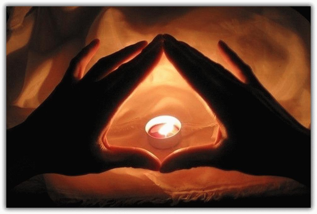 свеча для заговора