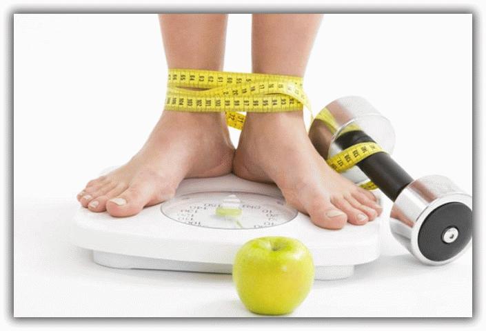 заговор на похудения убрать жир на яблоко