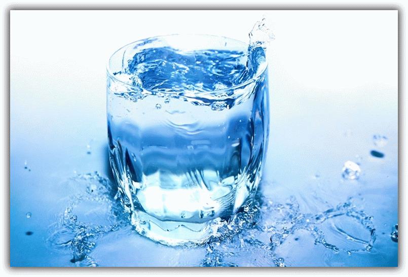 заговоры с помощью стакана воды