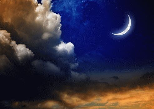 новая луна