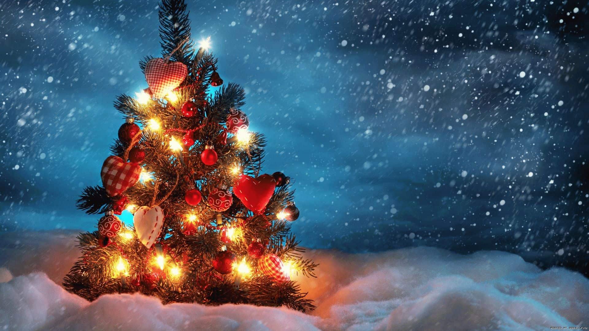рождественская магия очень сильная