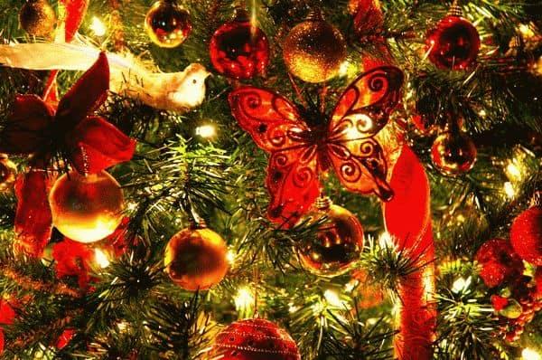 красиво украшенный дом - залог успеха в Новом году