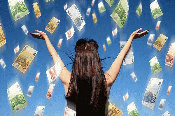 привлечение денег в жизнь