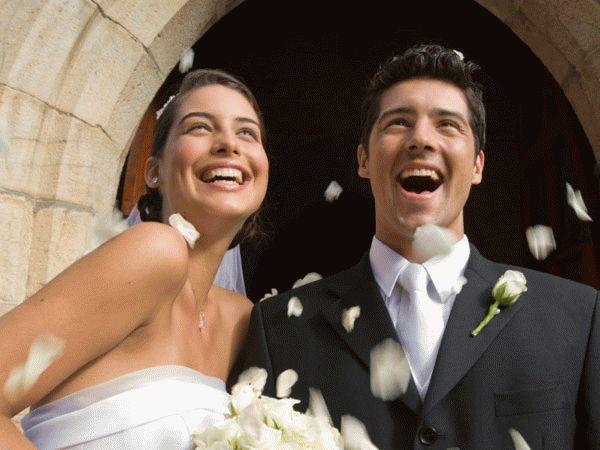 счастливый брачный союз