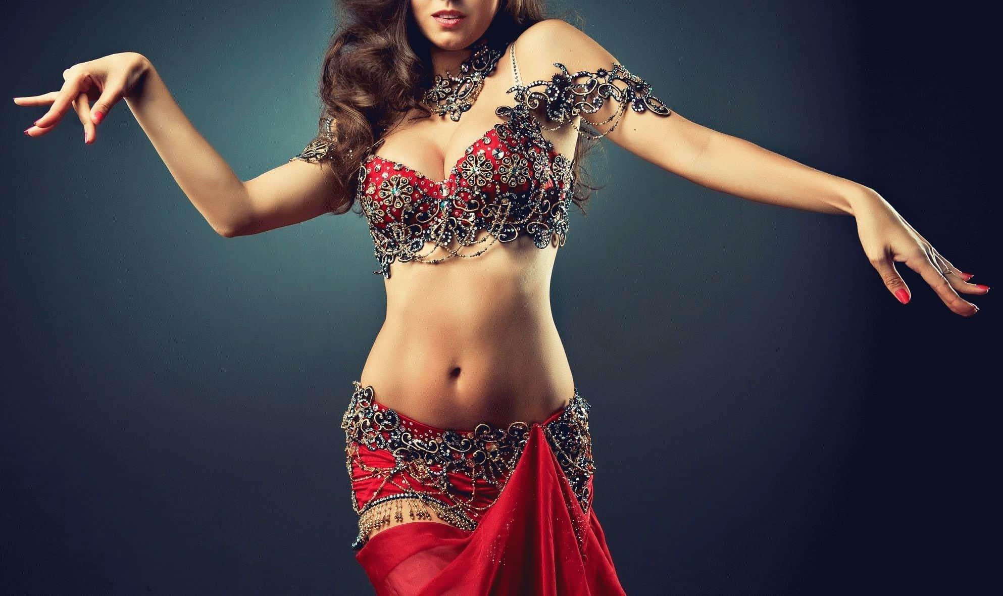 восточные танцы развивают женственность